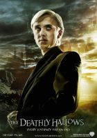 The Deathly Hallows - Fan Made Character Poster 04 by HogwartSite