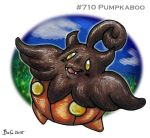 #710 Pumpkaboo by Bafa