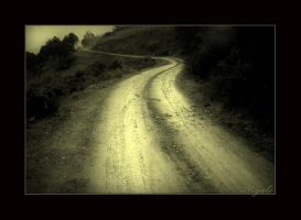 end of the road by illegale