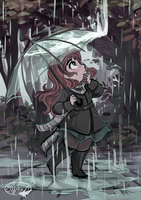 Rain by sharkie19