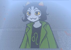Nepeta Sprite in Minecraft by Skycrusher12