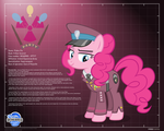 General Pinkie Pie - profile info by A4R91N