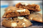 Soft Peanutbutter White Chocolate Cookies by pandrina