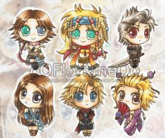 Extra-SD-Project FFX-2 by oOFlorianeOo