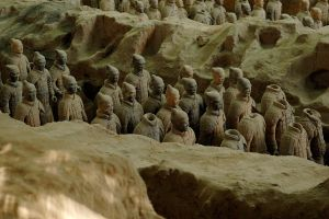 Entombed Warriors 2 - Xi'an by wildplaces