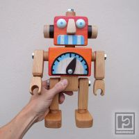 Robot 34 by hama2