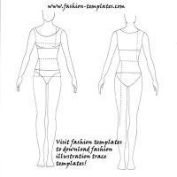 Technical Drawing - Fashion by dutoitm