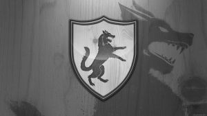 House Stark Sigil Wallpaper by GaryckArntzen