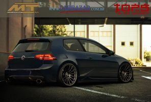 Golf 2014 by FabricioProDesign