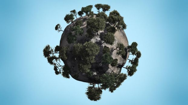 Mini Planet by The-Pwnisher