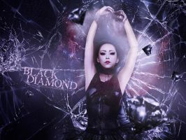 Black Diamond by shadowfriend