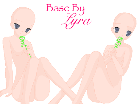 Twins base by lyralove-48