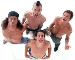 RED HOT CHILI PEPPERS by RED-HOT-FREAK