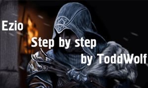 Animation Ezio Step by step by AnsticeWolf