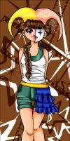 RotG OC - The Fool of April by Wildnature03