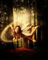 Forest Fairy by crilleb50