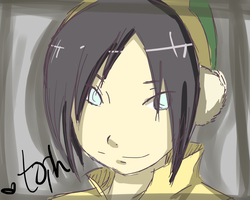 Toph - rocker by ficakes911