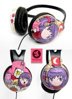 Ayase Yue Headphones by Bobsmade