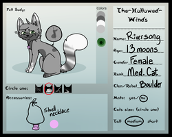 The Hollowed Winds Application Form by XAngelkittehX