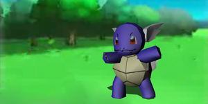 MMD newcomer Wartortle + DL by Valforwing