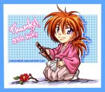 chibi kenshin thanks XD by chicharon