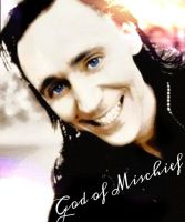 Smile--(God of Mischief) by MischievousMonster