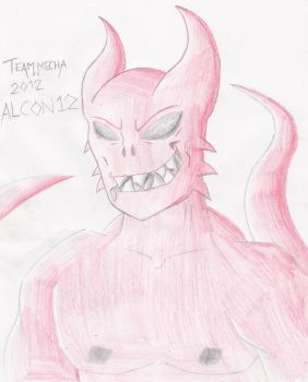 Giygas: My style (Alcon12-conbook) by teammecha