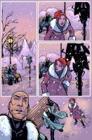 QONQR Swarm page 4 colors by JoeyVazquez