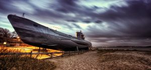 U995 Submarine by Josh-Miller