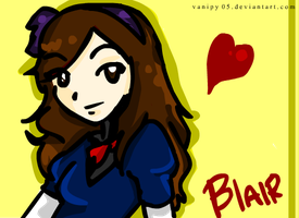 Blair Waldorf .:Gossip Girl:. by vanipy05