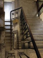 Nicholas Building staircase by dpt56