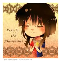 Pray For The Philippines by 2x-Jhay