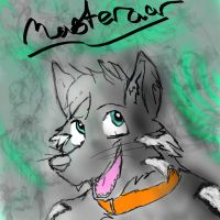 My Own Fursona by Masteraar