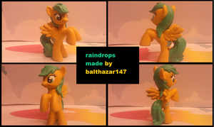 Raindrops blindbag by balthazar147