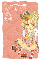 Happy New Year 2013 by crino-line