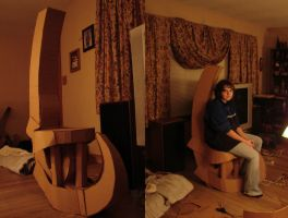 Finished Chair by SaintBree