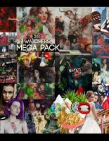200 Watchers MegaPack by Lilith-Trash
