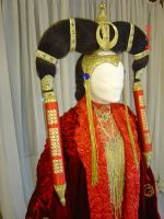 Queen Amidala's senat gown 4 by azdaja