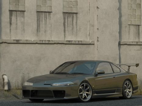 Silvia S15 by dhedheahmed