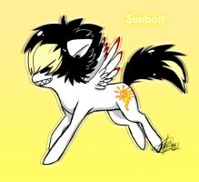 Sunbolt by Shark-Bites