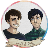 Dan and Phil by Andorea-Chan