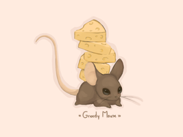 Greedy Mouse by k-uso