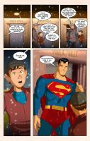 Lois and Clark page 4 by Des Taylor by DESPOP