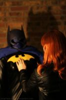 Barbara Gordon - Batgirl - Oracle by Knightess-Rouge