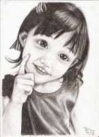 The Child by enelva