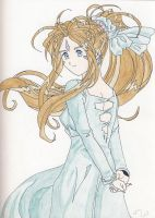Belldandy by CaperGirl