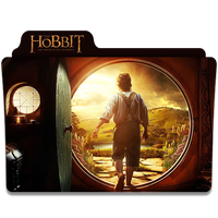 The Hobbit Folder Icon by efest