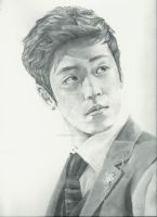 Lee Hyun Woo by theunicornee