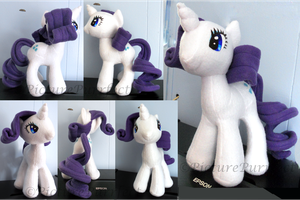 Rarity - SakuraCon Commission by Meip