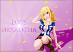 Fairy Tail 278: Lucy by Xset